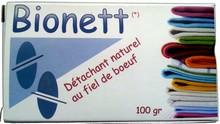 savon BIONETT au Fiel de Boeuf 100gr