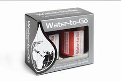 Filtres pour Gourde eau potable WATER TO GO