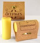 Savon Bouchon Chardonnay parfum pomme