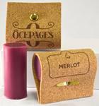 Savon Bouchon Merlot parfum violette