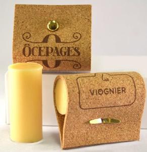 Savon Bouchon Viognier 20gr parfum pêche-abricot