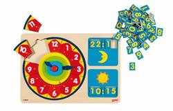 Apprendre à lire l'heure (analogique et digitale)