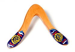 Boomerang Wandjuk