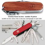 Couteau Suisse 19 pièces