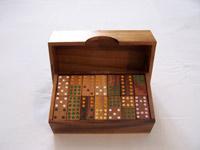 jeu de domino Double-neuf