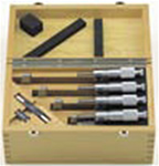 Coffrets 4 micromètres