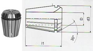 Pinces ER16 426 E