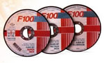 Lot de 50 disques 125x1.6 Aluminium