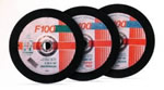 Lot de 10 disques 125  Aluminium