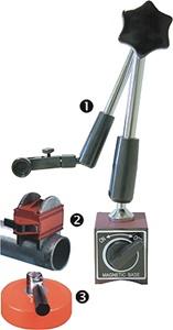 Support de mesure hydraulique