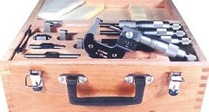 Coffret 4 micromètres