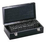 Piges de contrôles sans tête de 100 unités 3,01 - 4,00 mm - Pas 0,01 mm Atorn