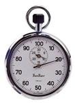 Chronomètre professionnel à cadran 1/100 Sec - 30 min  Hanhart