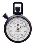 Chronomètre professionnel à cadran 1/5 Sec - 1/100 min  30 min  Hanhart