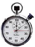 Chronomètre professionnel à cadran double 1/100 Min - 30 min Hanhart