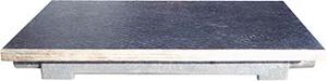 Marbre fonte planéité précision 1-50ème