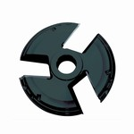 Porte-outils plate-bande multi-profils