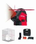 Niveau automatique laser rouge 360 degrés - 1 vertical,2 points – 15,20 m