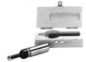 Pinule de centrage electronique avec coffret bois Type 3D