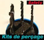Kit perçage Setty 3D CF SAFETY