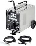 Poste à souder TITAN 250 - 250 Amp