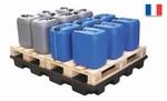 Plateforme de rétention en polyéthylène recyclé à 100% - 240L