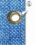 Toile anti chaleur en fibre de verre quadrillée – résistance 600°C