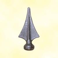 Pointe de lance triangle 124mm