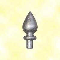Pointe de lance aluminium Ø12mm