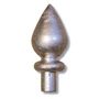 Pointe de lance aluminium Ø16mm