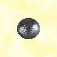 Boule méplate forgée Ø55x35mm