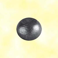 Boule méplate forgée Ø70x40mm