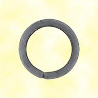 Cercle fer forgé Ø110mm �16x16mm