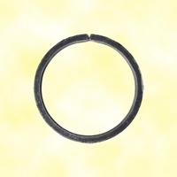 Cercle fer forgé Ø100mm 20x6mm