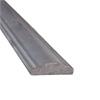Main courante acier 40x12mm longueur 3m en acier mouluré