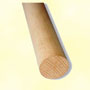 Main courante ronde bois Ø42mm en hêtre