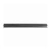 Profil pour collier 14x4mm lgr 2m 1 bosse centrale en acier
