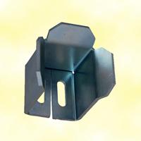 Arrêtoir avaloir pour tube 50x50mm