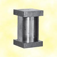 Axe pour gond réglable 35x35mm