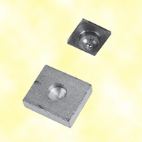 Pivot à bille inférieur 30x30mm