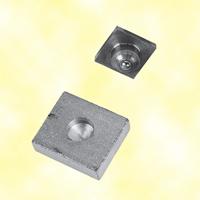 Pivot à bille inférieur 35x35mm
