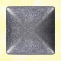 Couvre pilastre 100x100mm aluminium