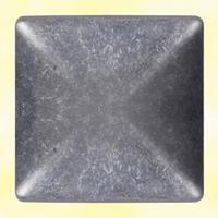 Couvre pilastre 120x120mm aluminium