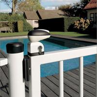 Serrure de sécurité piscine