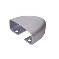 Capot aluminium pour gond universel FN3764