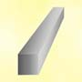 Barre carré lisse 20x20 2m