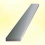 Barre profilée plate 20x4mm longueur 3m lisse en acier laminé brut