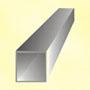 Tube carré lisse 100x100 3m