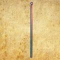Poteau de cloture Linear à sceller 1350mm