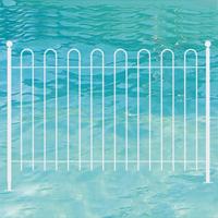 Barrière de piscine en kit